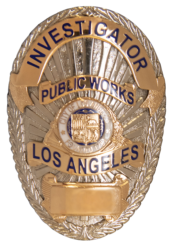 Investigation and Enforcement