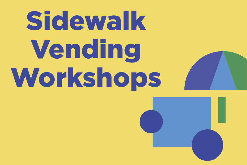 Sidewalk Vending Workshops