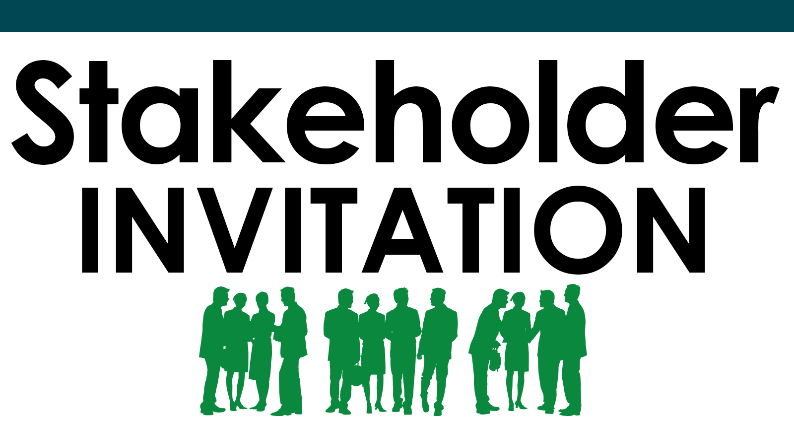 Stakeholder Advisory Council Invitation