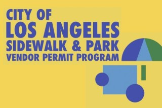 StreetsLA Sidewalk & Park Vending Permit Program