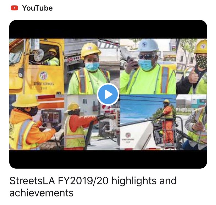 StreetsLA Watch Youtube