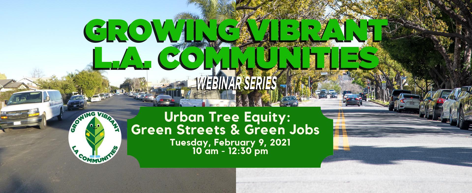 Growing Vibrant LA Communities