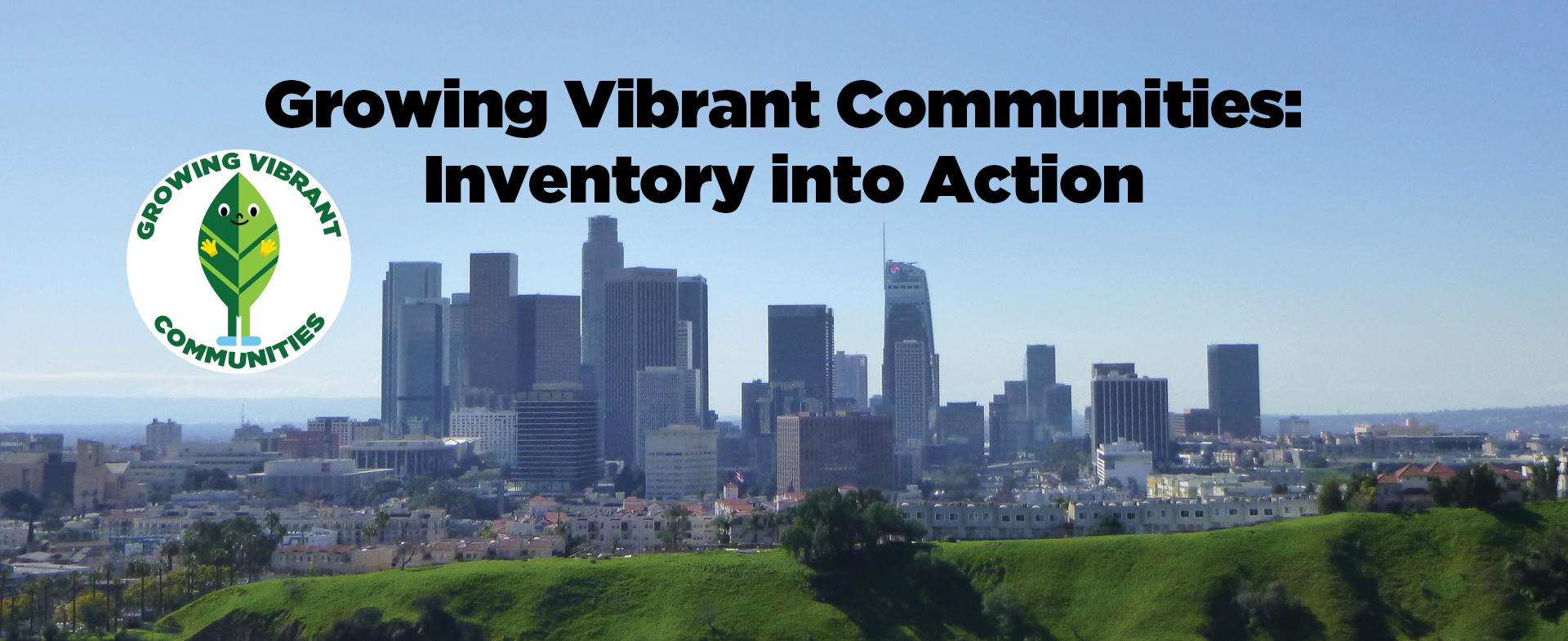 Growing Vibrant Communities