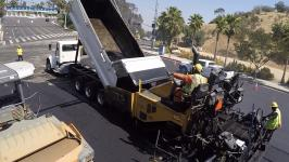 Dodgers Paving