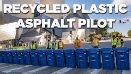 Plastic Asphalt